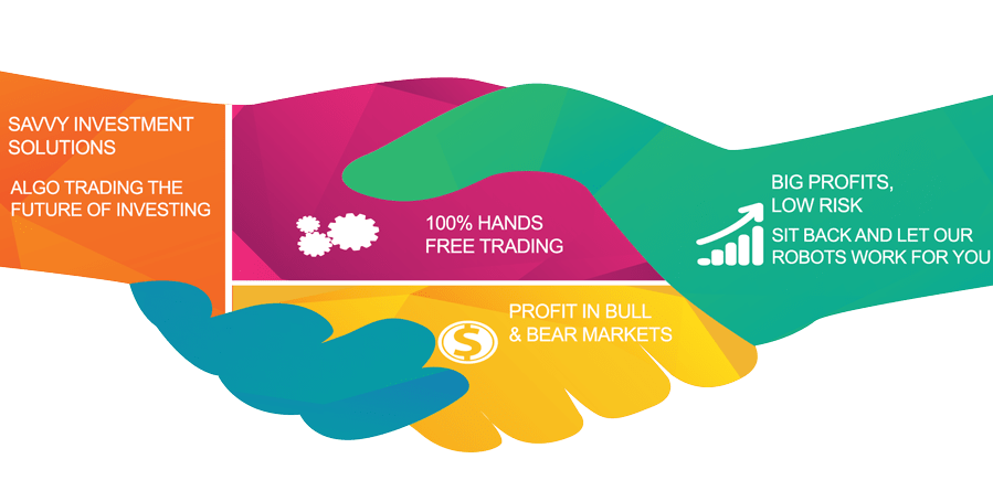 algorithmic trading robot solutions for retail clients